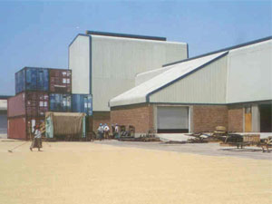 Kibimba Rice Mill