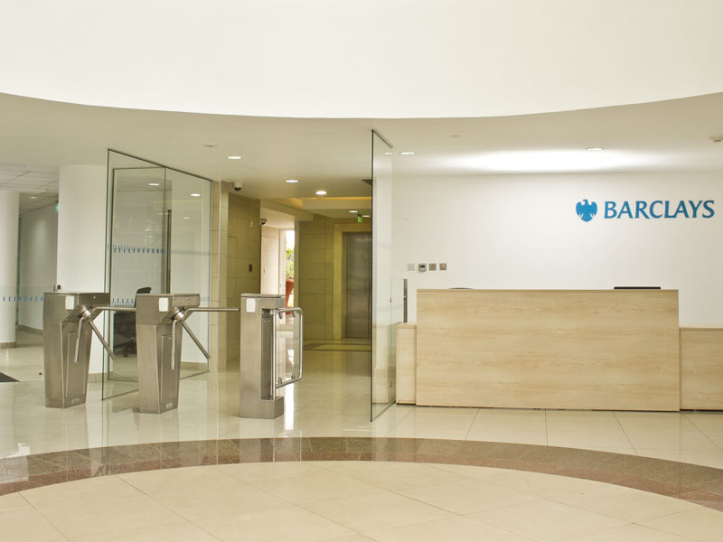 Barclays Bank – West End