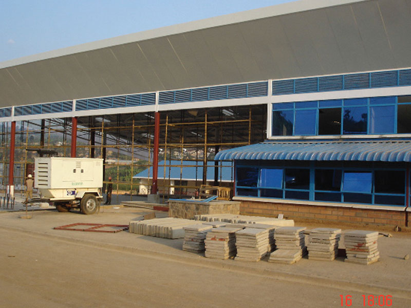 Inyange Juice And Milk Processing Factory