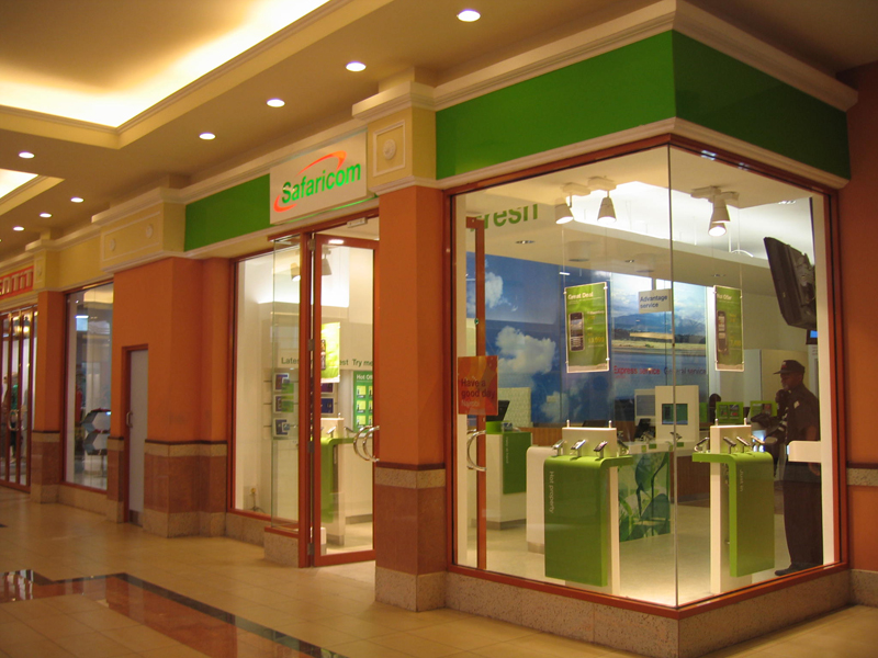 SAFARICOM SHOPS