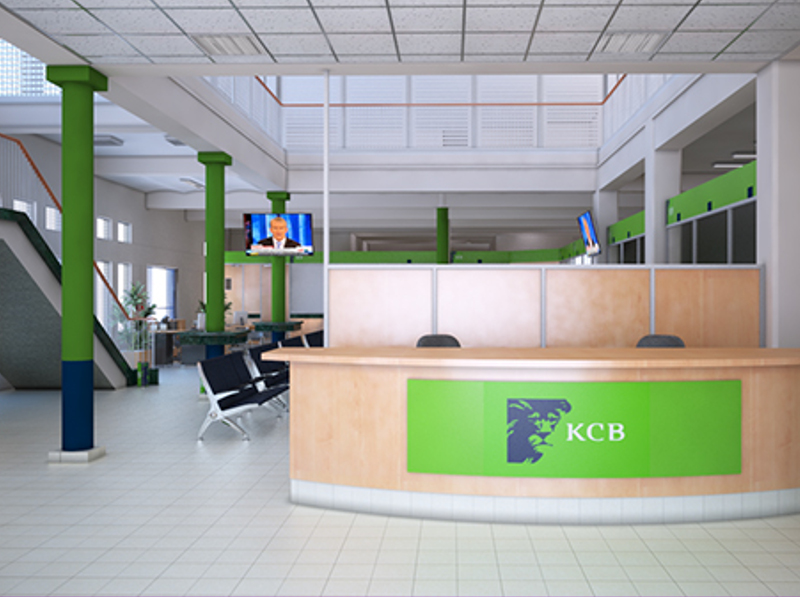 Kenya Commercial Bank LTD - Kipande House