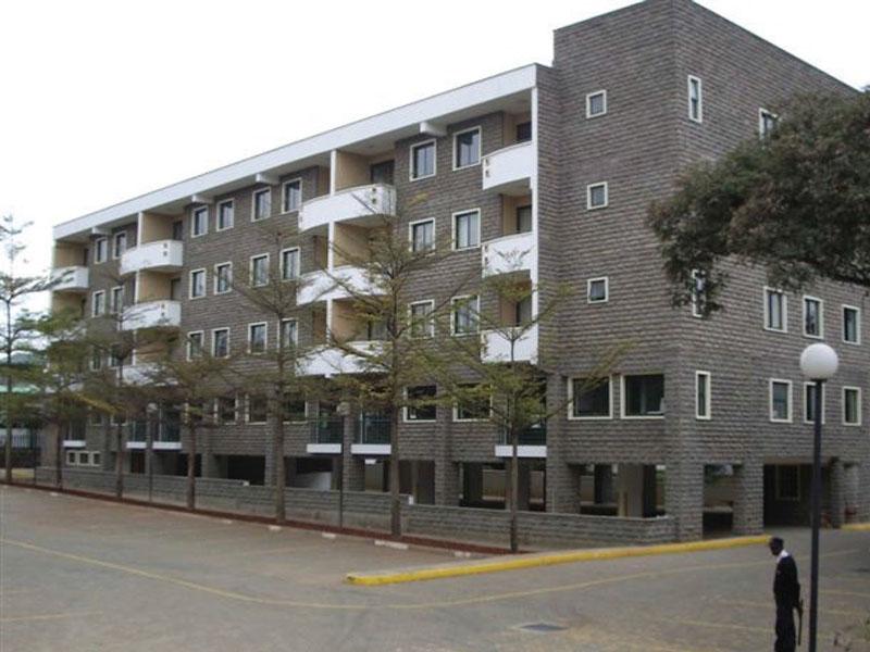 Nairobi Hospital - South Wing