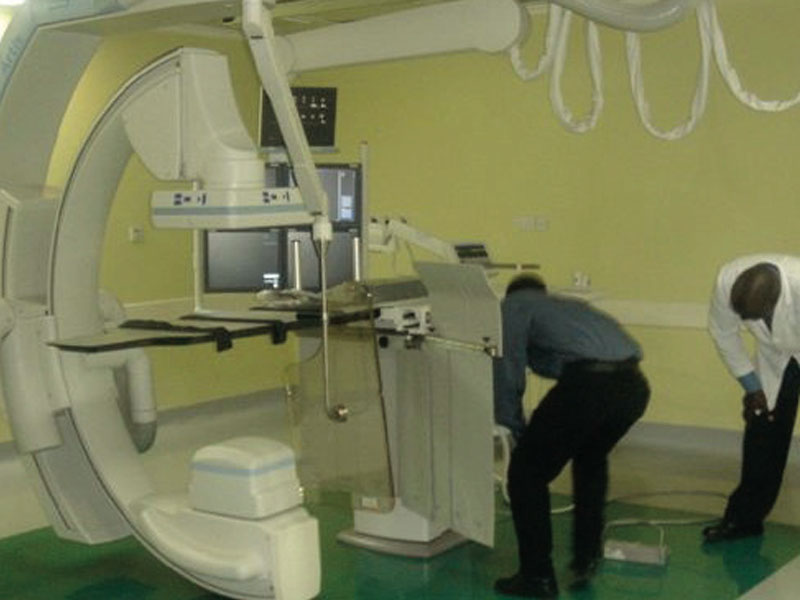 Nairobi Hospital - Catheterisation Lab