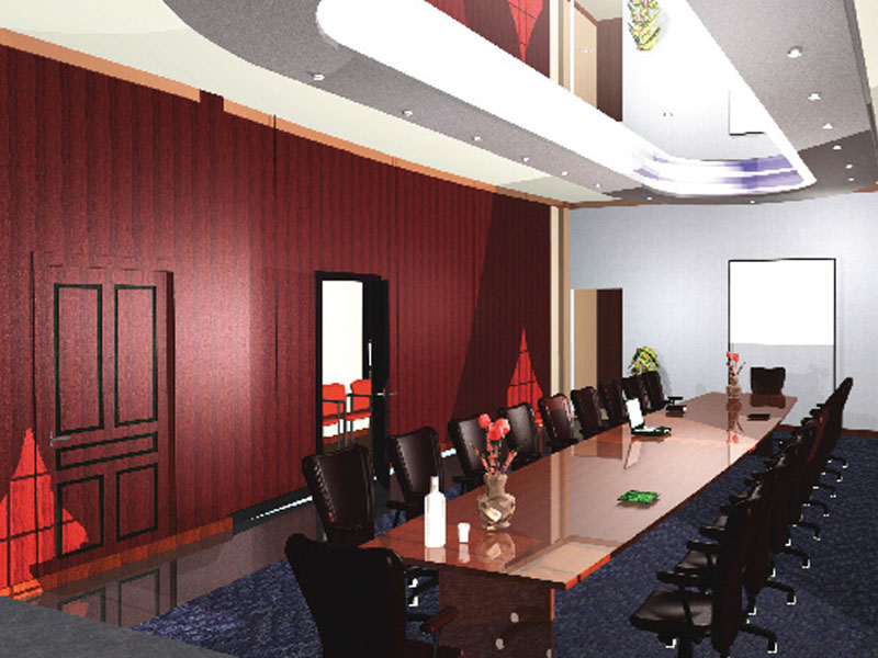 Pan Africa Insurance Boardroom